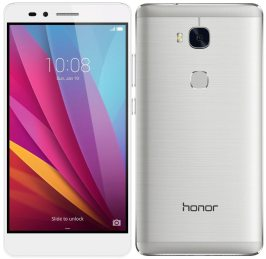 Honor 5X with Fingerprint Sensor and Metallic Body to launch in India next week