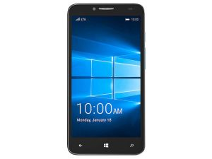 Alcatel OneTouch Fierce XL With Windows 10 OS launched