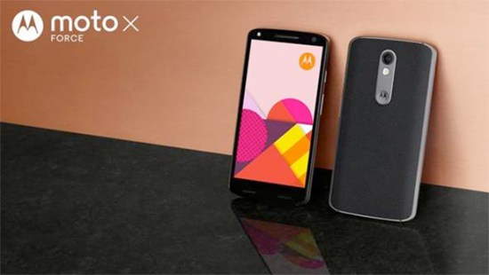 Motorola shatterproof Moto X Force set for India launch today Image 2 Naija Tech Guide