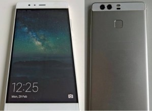 Huawei P9 leaks in more live photos