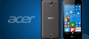 Acer Liquid M330 Windows 10 Mobile launched in the US for $99