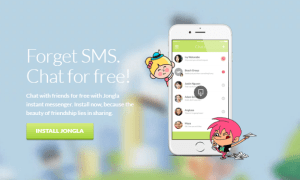 Jongla world lightest IM App launched in Africa