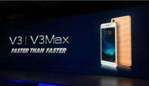 Vivo V3, V3 Max with 8MP selfie camera launched