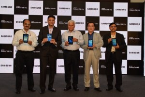 Samsung Galaxy Tab Iris launched in India