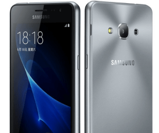 Samsung Galaxy J3 Pro surfaces online