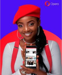 Opera brings Simi on board as brand ambassador, to be the face of Opera News