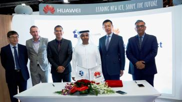 Huawei signs MoU with Dubai Tourism Authority, to display exclusive info about the city