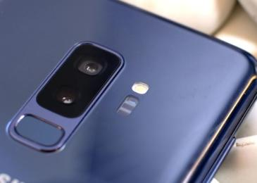 Xperia XZ2 vs Galaxy S9/ S9+: Camera