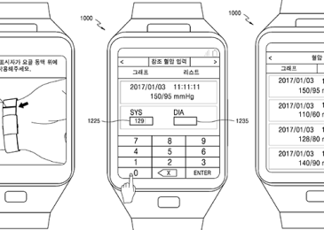 Samsung patents wearable technology to measure your blood pressure