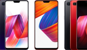 Oppo launches R15 and R15 Dream Edition