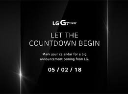 LG announces official release date for G7 ThinQ as render leaks