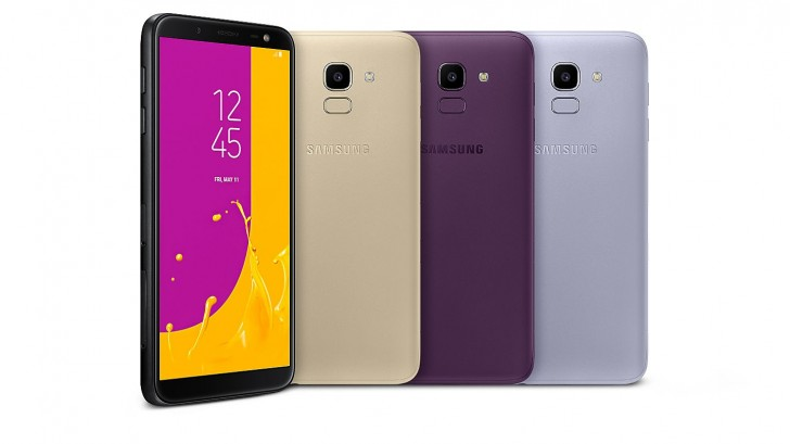 Samsung announces 2 New Addition to its J-Series line of Smartphone