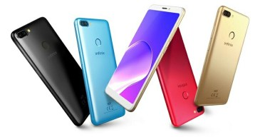 Infinix Launches Its 2nd Dual Camera Phone — Infinix Hot 6 Pro