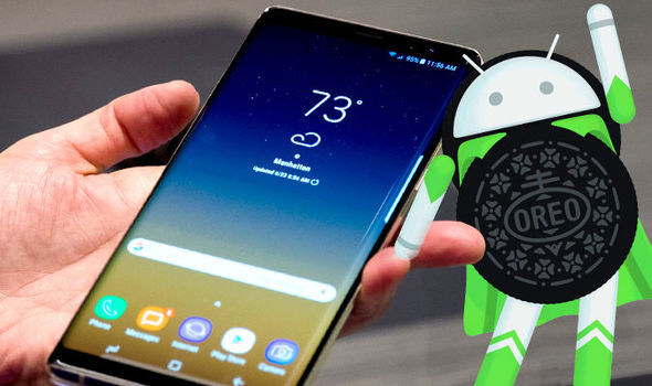 Image result for android oreo update stop