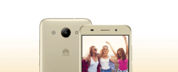 Huawei's first Android Go phone leaks fully on official website