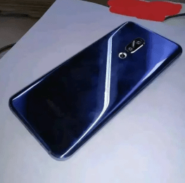 Meizu 16 leaks on Weibo, shows off glass back and glossy finish