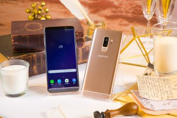 "Samsung releases ""Sunrise Gold"" colour variant of the Galaxy S9 Plus (and it's so beautiful!)"