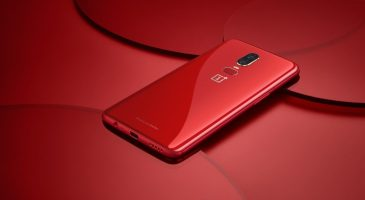 """""""Amber Red"""" colour variant of the OnePlus 6 goes official"""