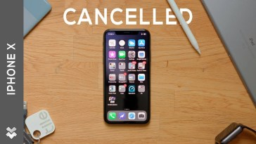 Apple to stop producing iPhone X?