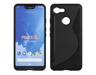 Case renders reveals what Google's Pixel 3 XL smartphone might look like