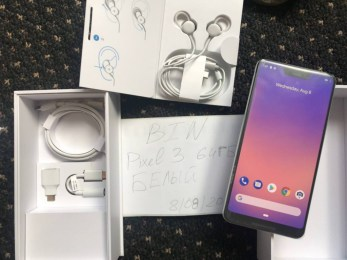 Google Pixel 3 XL leaked in new unboxing images and video