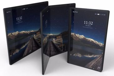 """""""The Future Unfolds"""" will be the tagline for Samsung's Foldable device"""