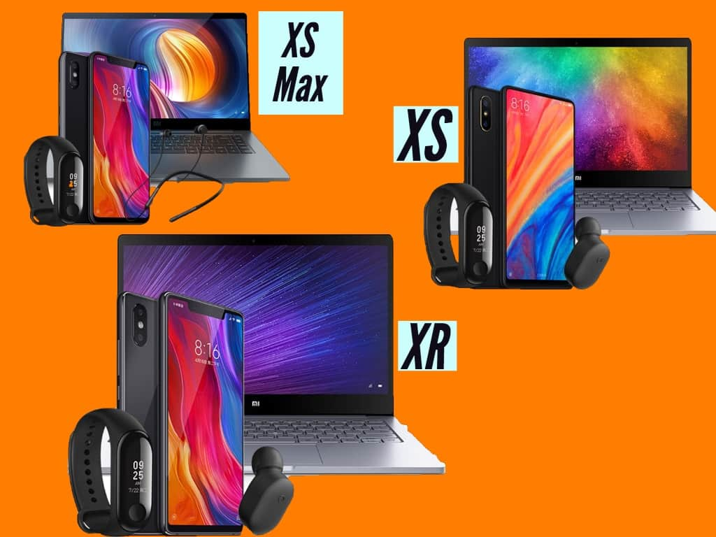 Xiaomi releases XR, XS and XS Max to show Apple's new iPhones are overpriced