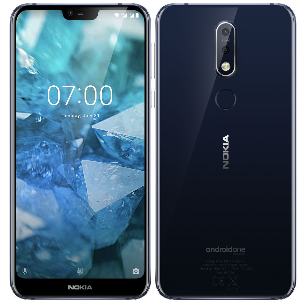 HMD Global launches the Nokia 7.1