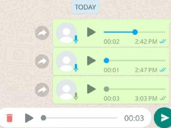 WhatsApp to get new feature allowing you to play VNs automatically