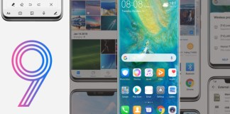 Huawei Rolls out the EMUI 9.0