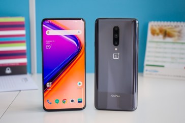 OnePlus 7 Pro gets camera, touch improvements and security patch in a new update