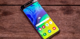 Samsung releases a promotional video to celebrate the Galaxy A80's camera
