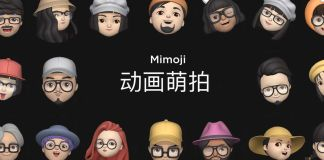 Xiaomi mistakenly promotes its Mimoji with an Apple ad