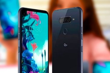 LG Q70 becomes first LG phone with Galaxy S10-esque hole punch
