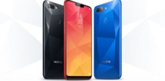 Realme U1 and Realme 1 get dark mode and security fixes in new update
