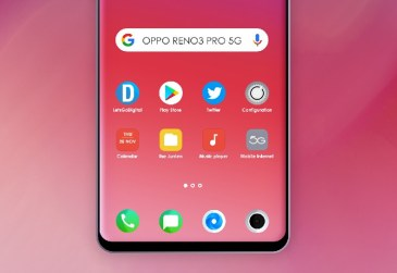 Oppo Reno 3 series up for reservation, showcases color options to expect