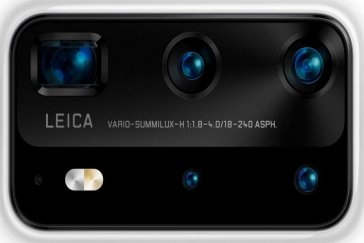 Huawei P40 Pro will have massive camera sensors from Sony