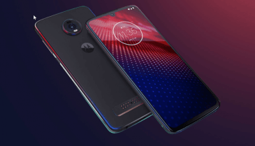 The modular Moto Z4 starts getting the bump to Android 10