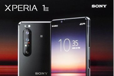 Sony is already working on camera improvements for the Xperia 1 II before lanuch