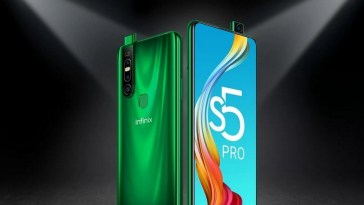 Infinix S5 Pro launches with 4000mAh battery, 64GB ROM and more
