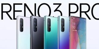 Oppo to launch non-5G variant of the Reno 3 Pro on March 6