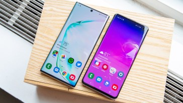 Samsung Galaxy Note 10/ S10 units getting One UI 2.1 finally