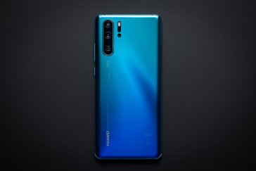 Huawei P30 Pro New Edition unveiled in Germany.