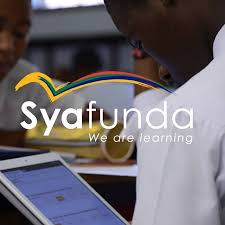 Syafunda supports e-learning for students in rural South African communities.