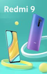 Xiaomi finally unveils the Redmi 9 Budget Smartphone in Europe