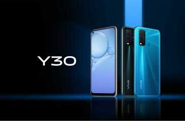 Vivo launches the Y30 smartphone in India today; First sale begins at 8PM.