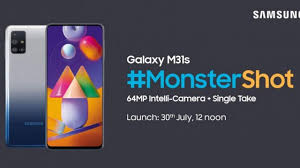 Samsung Galaxy M31s RAM, storage capacity, and price leaks before launch date.