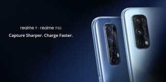 Realme Launches the Realme 7 Series in India; To go on First Sale on September 10