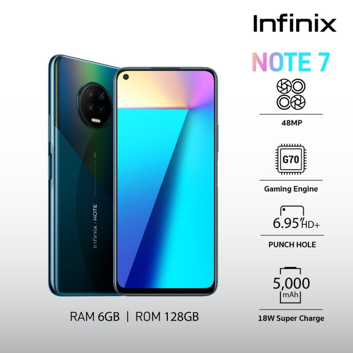 Infinix to Officially Launch the Note 7 Smartphone in India on September 16