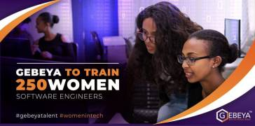 Gebeya Receives Funding from IFC to Train 250 Female Software Developers in Ethiopia